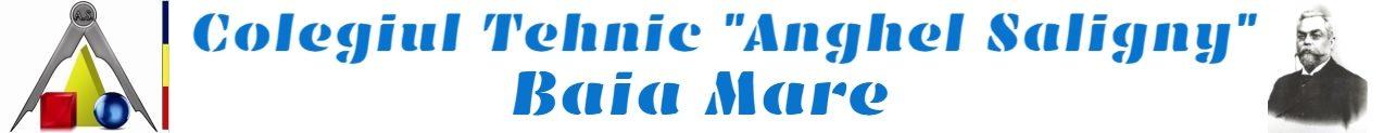 "Colegiul Tehnic ""Anghel Saligny"" Baia Mare"